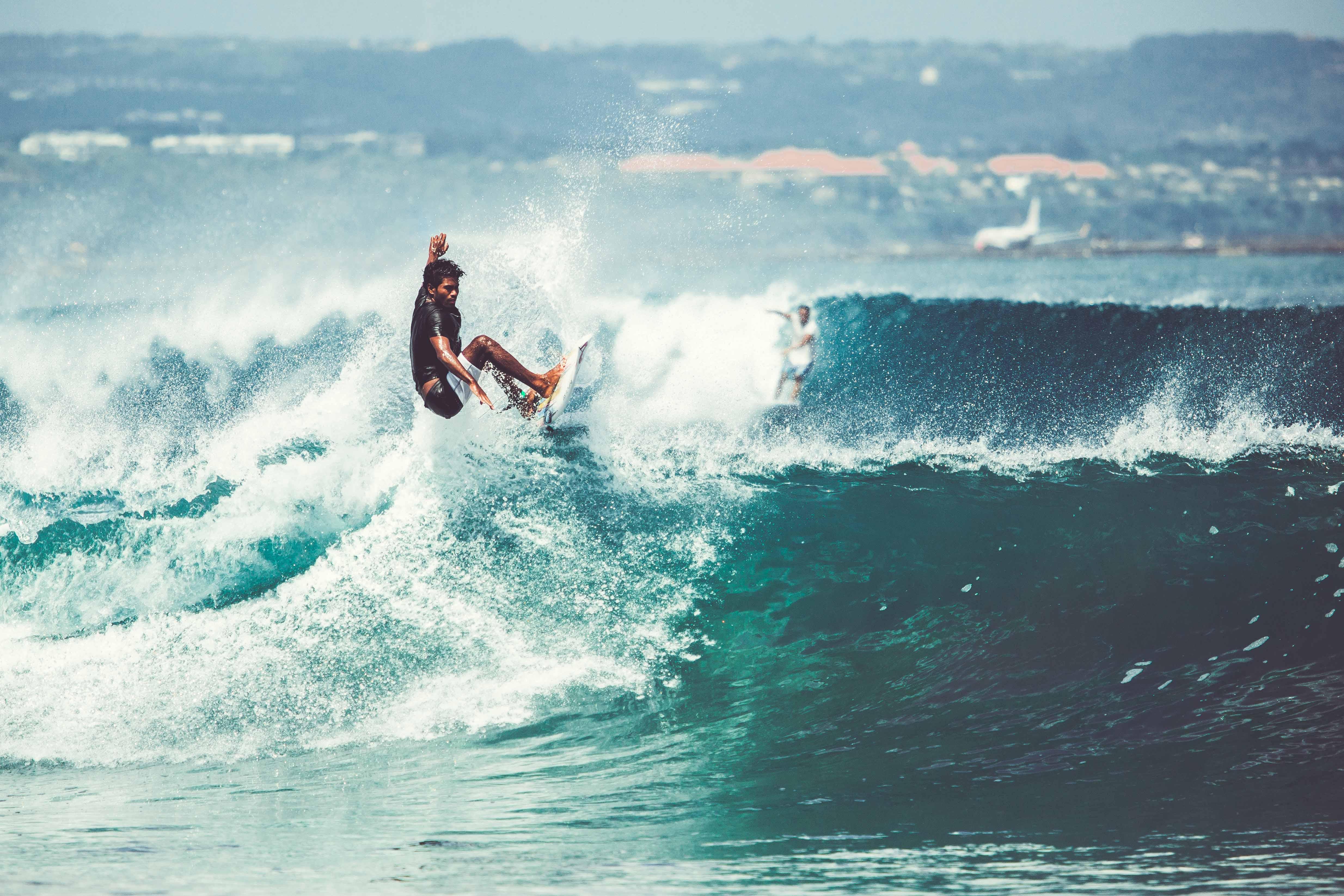 Beneficios del surf - Surf Camp Asturias