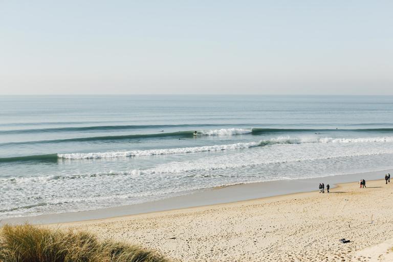Dónde surfear en invierno